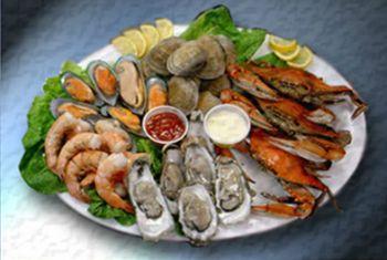 Fat Crabs Rib Company, Steamed Sampler